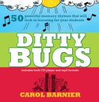 Ditty Bugs CD